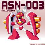 Sickle Woman (Mega Man RAM)