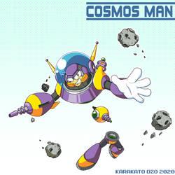 Cosmos Man (Rise of Mr. X)