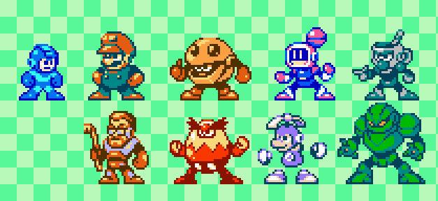 Mega Man Vs the Multiverse