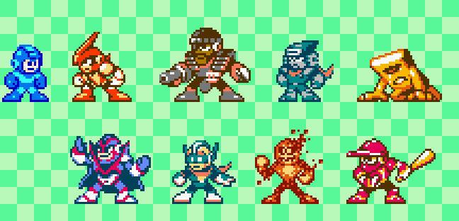 Mega Man Vs Multiverse Round 2: The Squeakuel