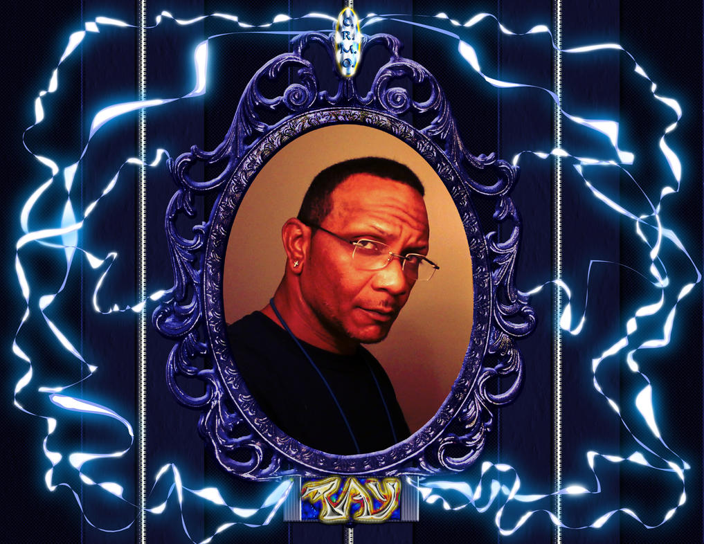 The Artist Ray the C.R.M.O. Portrait by CRMO