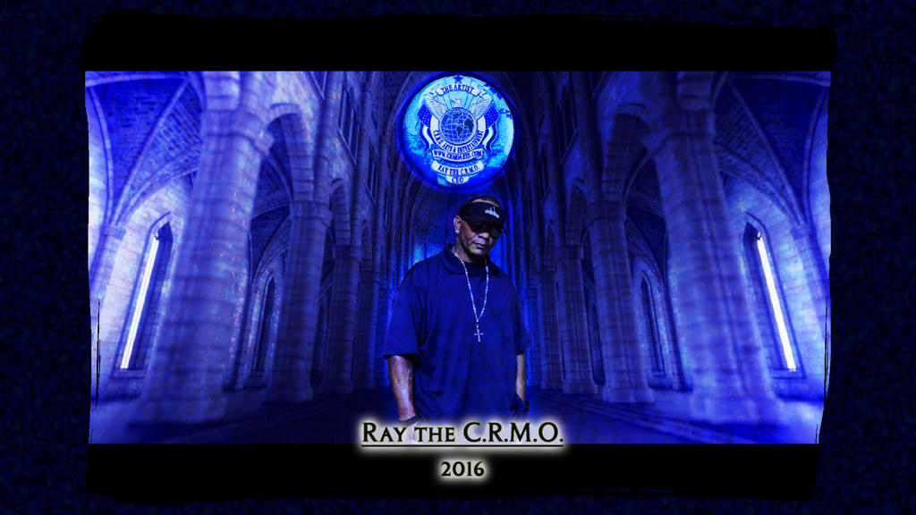Ray the C.R.M.O. by CRMO