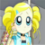 PowerPuff Girls Z Bubbles Emoticon