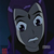 Teen Titans Raven Emoticon by TheLivingBluejay