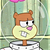 Spongebob Squarepants | Sandy Emoticon