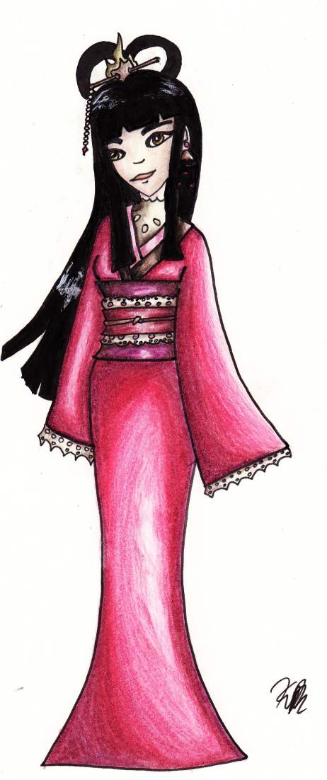 Lady Mai nude 378