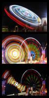 Night Time Fairground