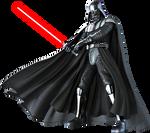 Star Wars Darth Vader - Render PNG