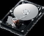 Hard Disk HDD 3.5 SATA High Definition Render PNG