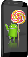 Motorola Moto G 1st Gen 2013 - Android Lollipop 5 by jonathanrey