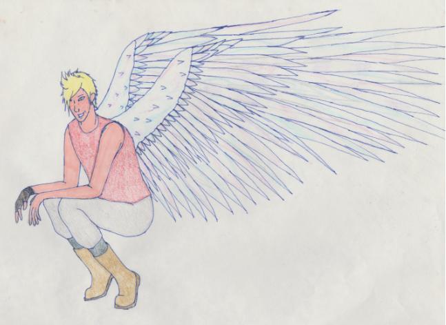 Final Fantasy XV: BIS Winged Prompto by Shaicarus on DeviantArt