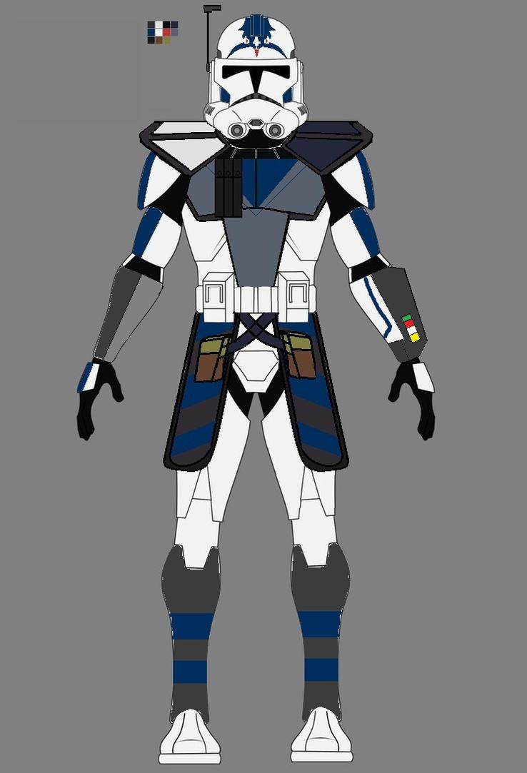 ARC Trooper Fives By Sonny007 On DeviantArt