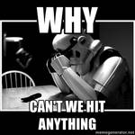 Stormtroopers dilemma