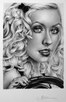 Open Doors -Christina Aguilera by IleanaHunter
