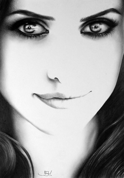 Penelope Cruz by IleanaHunter