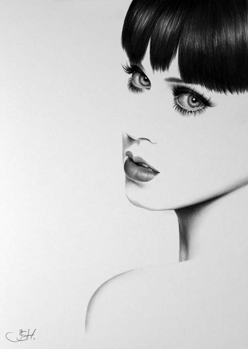 Katy Perry Minimal by IleanaHunter