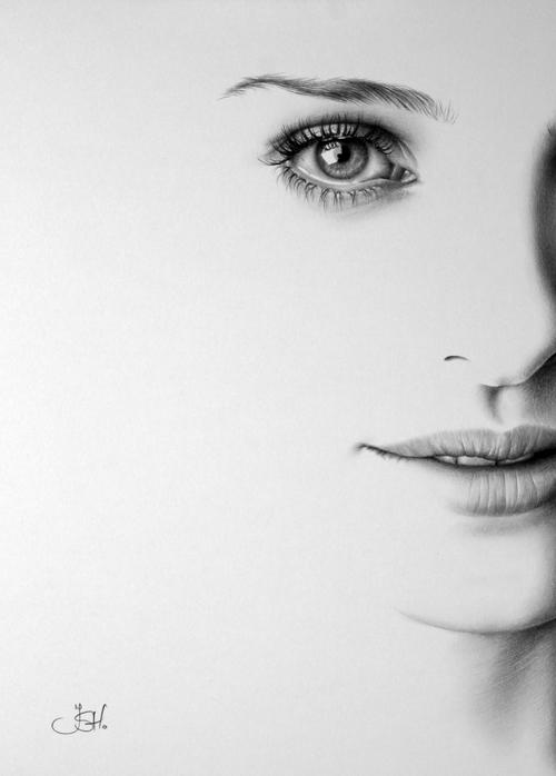 The 'Half' Series - Natalie II by IleanaHunter