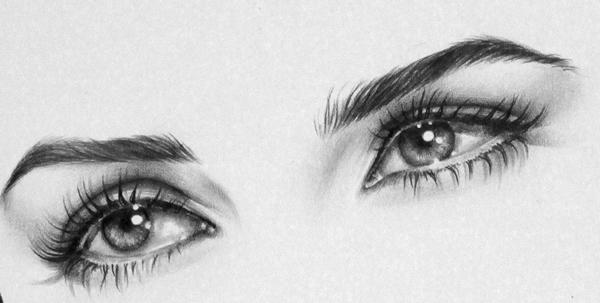 Emma Eyes Detail by IleanaHunter
