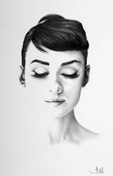 Audrey Minimal by IleanaHunter
