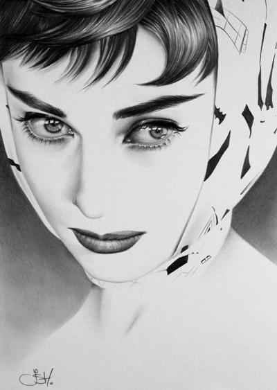 Audrey Minimal II by IleanaHunter