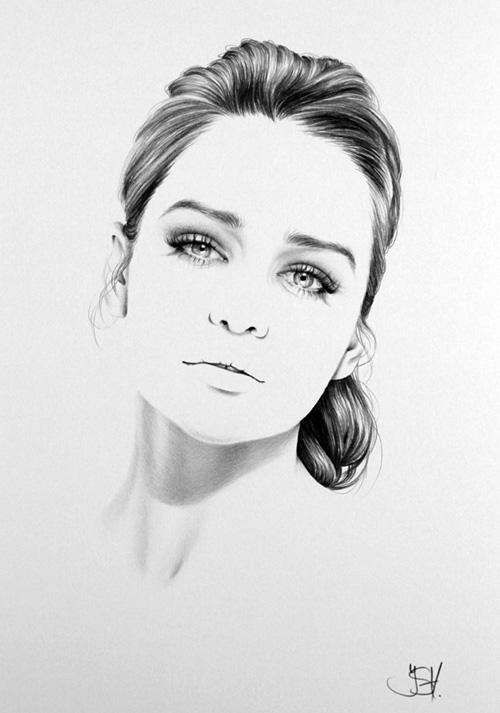 Emilia Clarke Commission by IleanaHunter