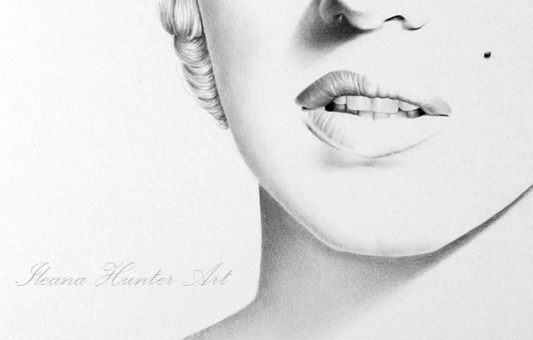 Birthday Girl - detail by IleanaHunter