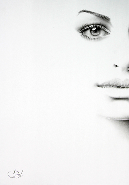 The Half Series: Anne Hathaway by IleanaHunter