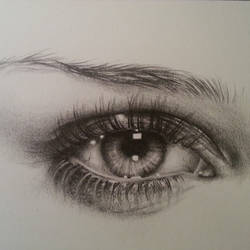 Natalie Portman WIP by IleanaHunter