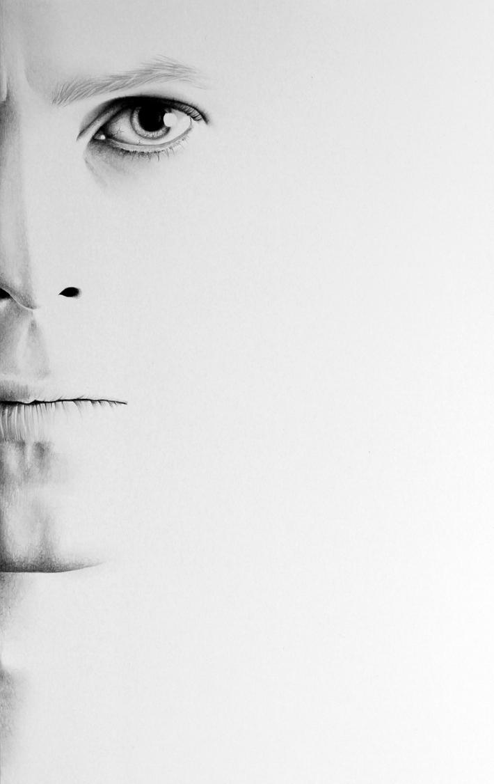 The Half Series: Bowie by IleanaHunter