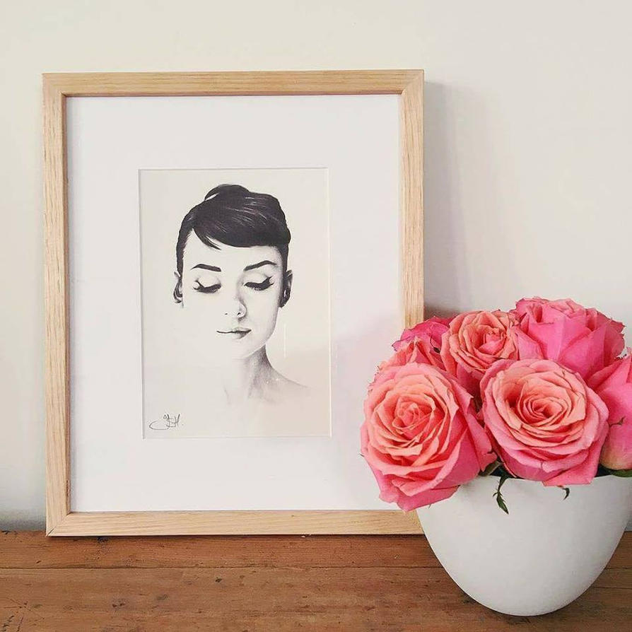 Audrey by IleanaHunter
