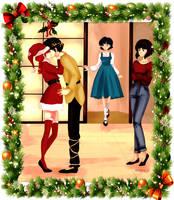 Is It Only The Mistletoe? by Maltrazz