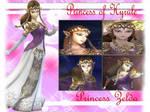 Princess Zelda Wallpaper SSBB