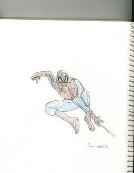The Amazing Spider-Man sketch#1