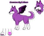 Damion Ref Sheet