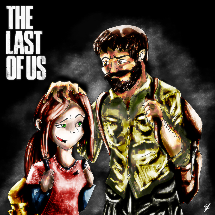 Last of Us Fanart by efrenstudios