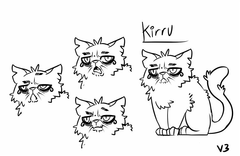 Kirru by efrenstudios