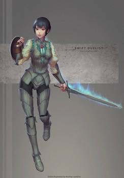 Swift duelist