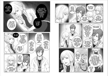 Omnilink - Manga Page Preview by Gofelem