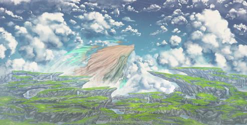 Ethereal Sky by Gofelem
