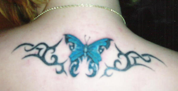 Kathy's Tribal Butterfly