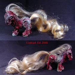My Demon Pony  Romero MLP Ooak