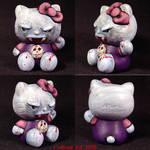 Hello Kitty Vampire OOak