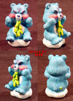 Killer CareBear    Vomit Bear by Undead-Art