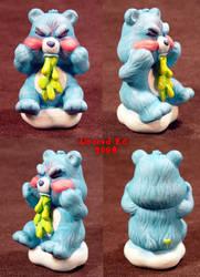 Killer CareBear    Vomit Bear by Undead-Art