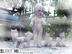 Rot Tot Silent HIll doll ponie by Undead-Art