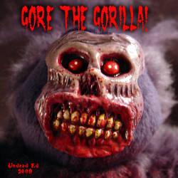 Gore The Gorilla Ooak Zombie
