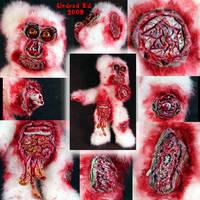 Eddie Zombie rage bear full