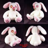 Bob Boogi da Bunny plush ooak