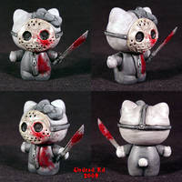 Hello Kitty 3 Friday the 13th