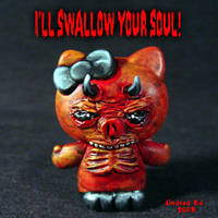 Hello Kitty 4 Demon Evil Dead